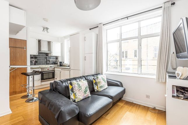Thumbnail Flat for sale in Queens Crescent, Chalk Farm, London