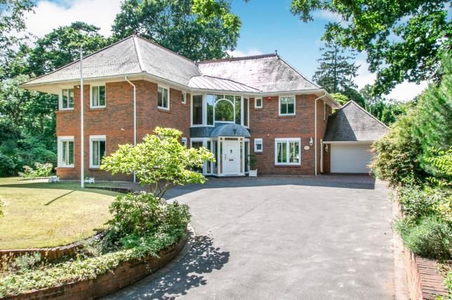 Thumbnail Detached house for sale in Branksome Park, Poole, Dorset