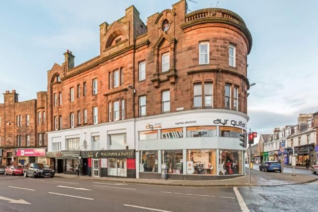 Thumbnail Flat for sale in Dalblair Road, Ayr, South Ayrshire, Scotland