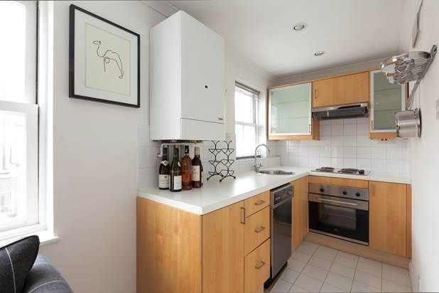 Thumbnail Flat to rent in Ledbury Road, London