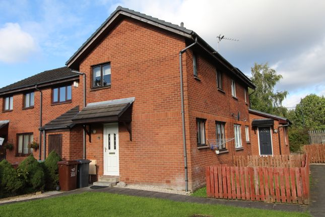 Thumbnail Terraced house for sale in Heritage View, Coatbridge