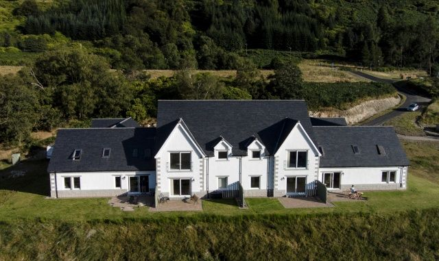 Thumbnail Property for sale in The Corries, Caledonia Park, Invergloy, Inverness-Shire