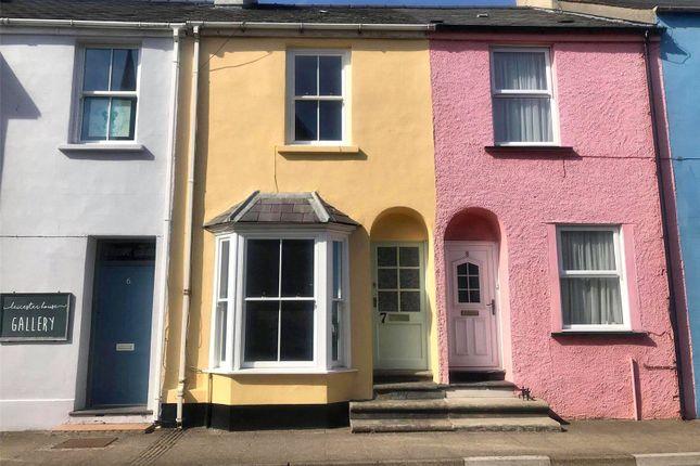 Thumbnail Terraced house to rent in Hamilton Terrace, Pembroke, Pembrokeshire