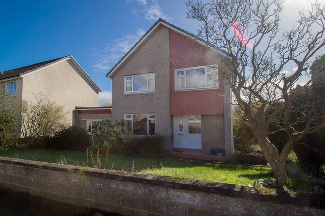 Thumbnail Detached house for sale in Kilburn Road, Crossford