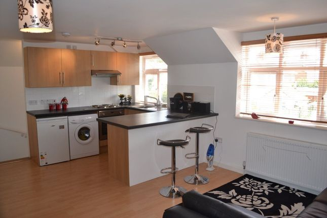 Thumbnail Flat to rent in Woodfield Road, Peterborough