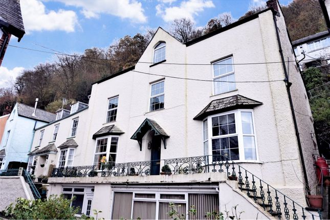 Thumbnail Semi-detached house for sale in Watersmeet Road, Lynmouth