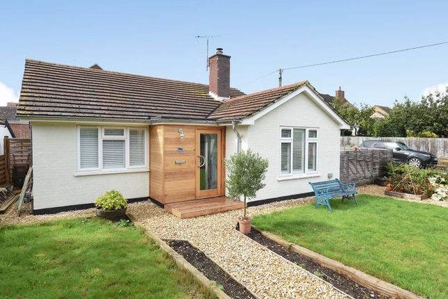 Thumbnail Detached bungalow for sale in Spring Road, Abingdon