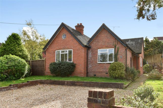 Thumbnail Detached bungalow for sale in Longdown Road, Sandhurst, Berkshire
