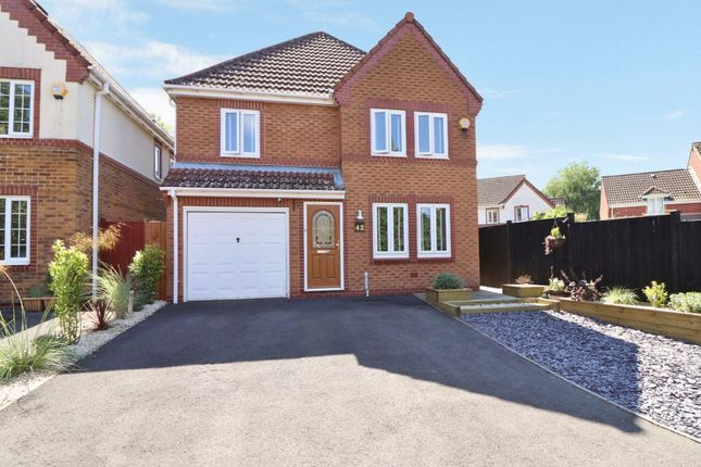 Thumbnail Detached house for sale in Hickory Gardens, West End, Southampton