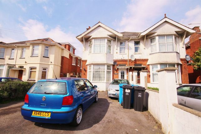 Thumbnail Semi-detached house for sale in Bournemouth Road, Lower Parkstone, Dorset