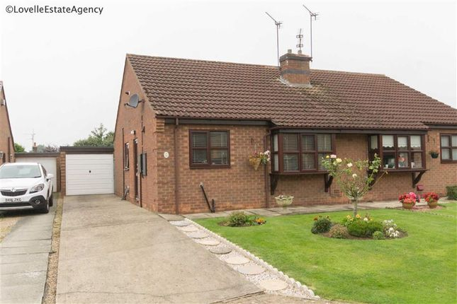 Bungalow for sale in Hall Rise, Messingham, Scunthorpe