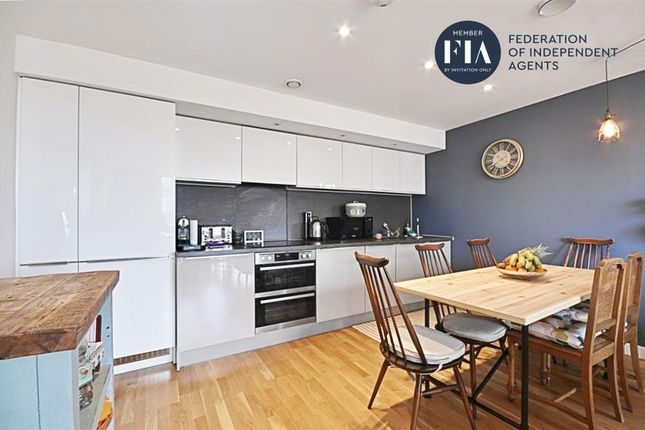 Thumbnail Flat to rent in Rose Court, Baltic Avenue, Brentford