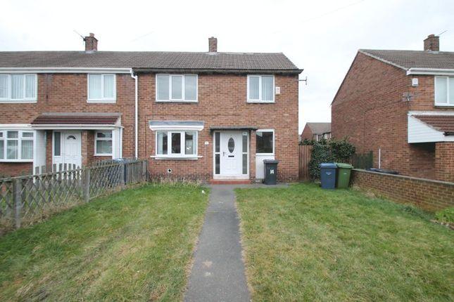 Thumbnail Semi-detached house to rent in Renoir Gardens, South Shields