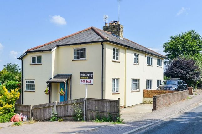 Thumbnail Semi-detached house for sale in Pye Corner, Gilston, Harlow