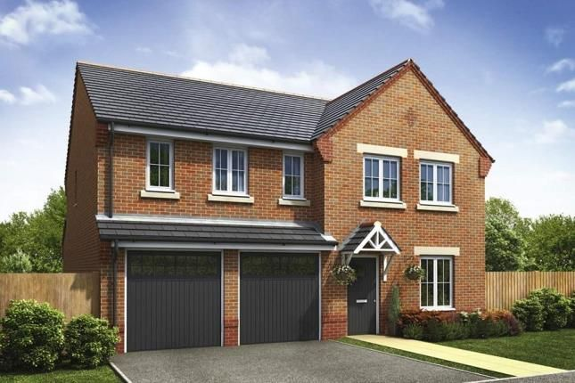 Thumbnail Detached house for sale in Wigan Road, Clayton Le Woods, Chorley