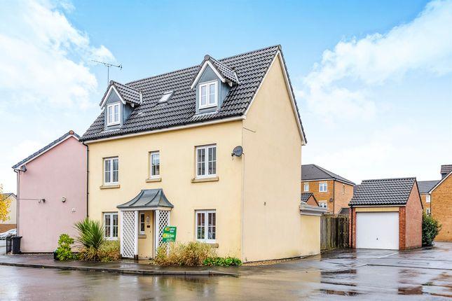 Thumbnail Detached house for sale in Clos Cwm Golau, Gelli Dawel, Merthyr Tydfil