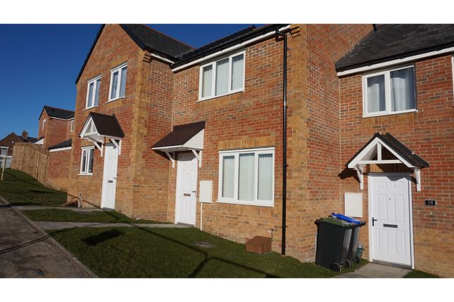 Thumbnail Terraced house for sale in Gerard Close, Stanley