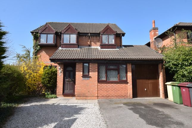 Thumbnail Detached house for sale in Greensmith Way, Westhoughton