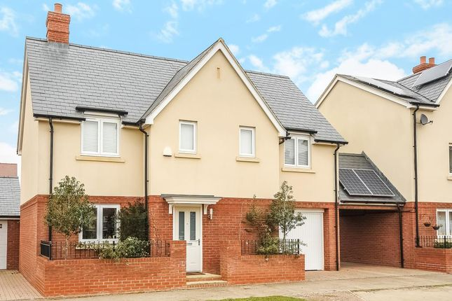Thumbnail Detached house for sale in Berryfields, Aylesbury