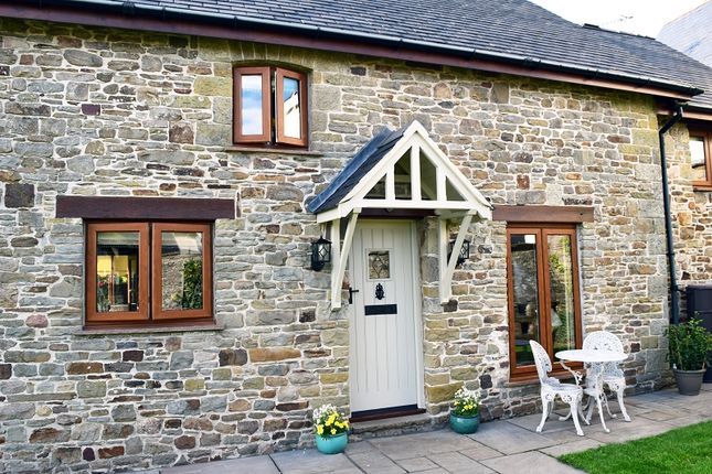 Thumbnail Barn conversion for sale in Eglwys Nunnydd, Margam, Port Talbot, Neath Port Talbot.