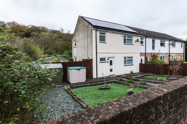 Thumbnail End terrace house for sale in Llwynypia, Tonypandy