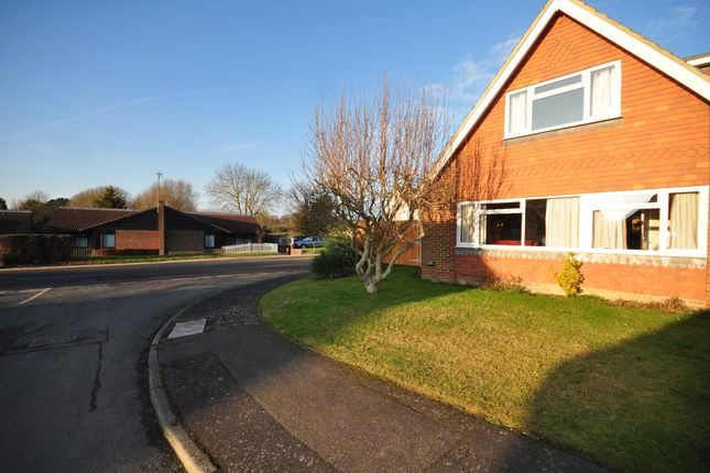 Thumbnail Detached bungalow to rent in Tilefields, Hollingbourne, Maidstone