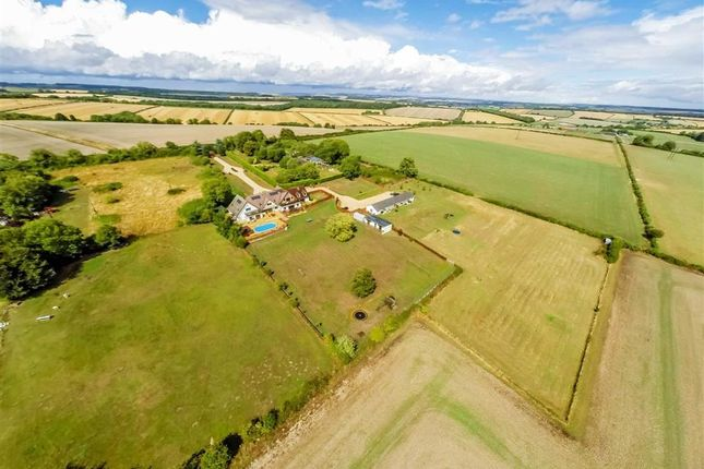 Thumbnail Detached house for sale in Thornicombe Hill, Thornicombe, Blandford Forum