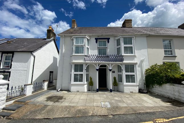 Thumbnail Semi-detached house for sale in Aberporth, Cardigan