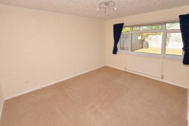 Bedroom 1 of Canterbury Close, West Moors, Ferndown, Dorset BH22