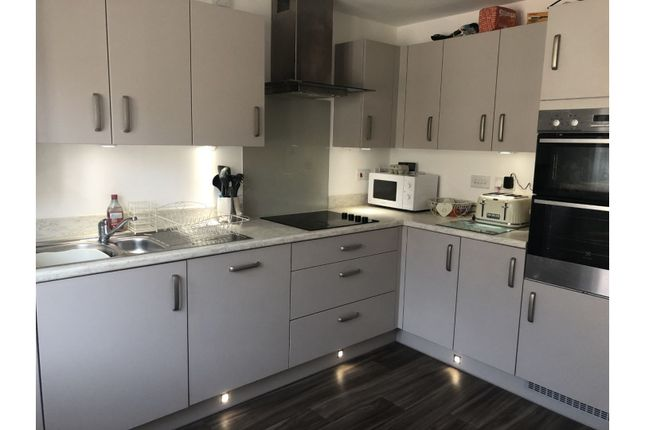 Kitchen of Harebell Road, Lyde Green BS16