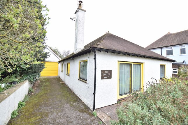 Thumbnail Detached bungalow for sale in Kenilworth Avenue, Gloucester
