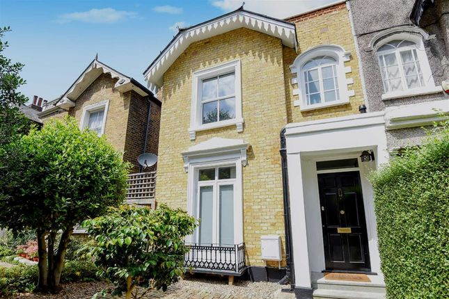 Thumbnail Semi-detached house for sale in Lorn Road, London