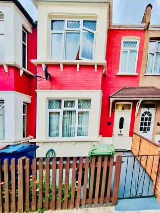 Thumbnail Terraced house to rent in Aberdeen Road, Wealdstone, Harrow
