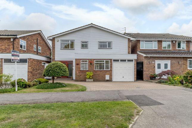 Thumbnail Detached house for sale in Albury Drive, Pinner