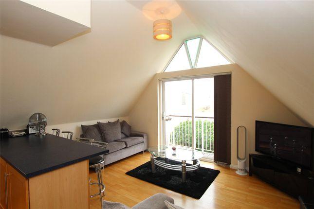 Living of Playa Sol Apartments, La Greve D'azette, St Clement, Jersey JE2