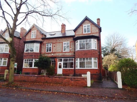 Thumbnail Semi-detached house for sale in Blair Road, Manchester, Greater Manchester