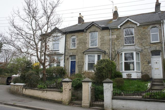 Thumbnail Terraced house to rent in Devonshire Terrace, Truro