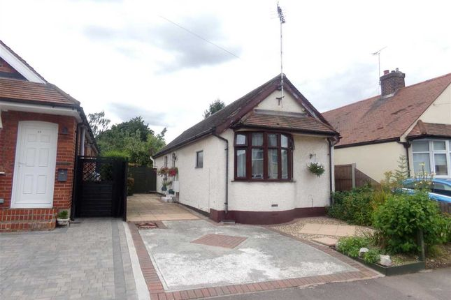 Thumbnail Bungalow for sale in Bruce Grove, Chelmsford