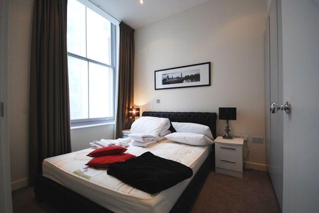 Bedroom 1 of Leonard Street, Old Street, Shoreditch, London EC2A