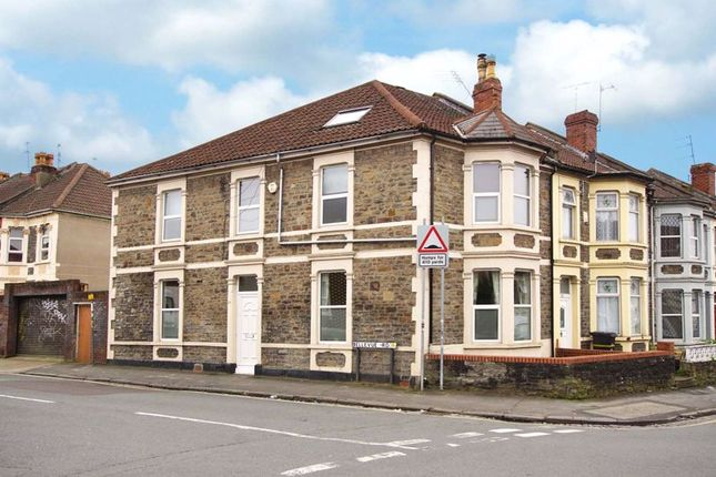 Thumbnail End terrace house for sale in Robertson Road, Bristol