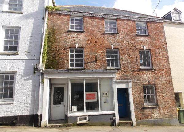 Thumbnail Commercial property for sale in 49 High Street, Falmouth, Cornwall