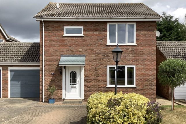 Thumbnail Link-detached house for sale in Anchor End, Mistley, Manningtree, Essex