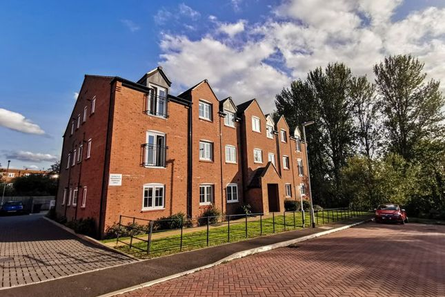 2 bed flat for sale in Pearl Brook House, Pearl Brook Avenue, Stafford ST16