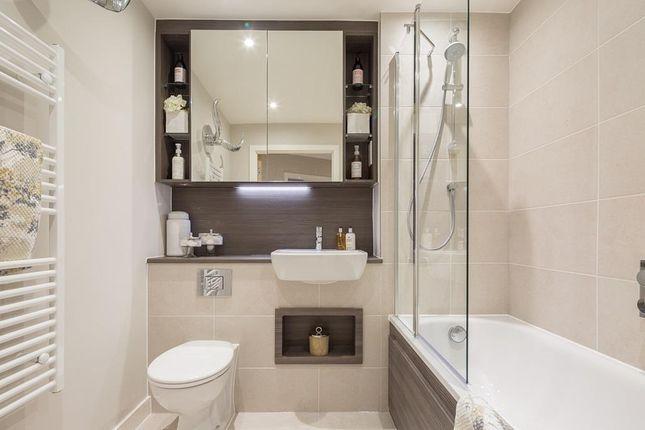 "Bathroom of ""Nestle Apartments"" at Nestles Avenue, Hayes UB3"