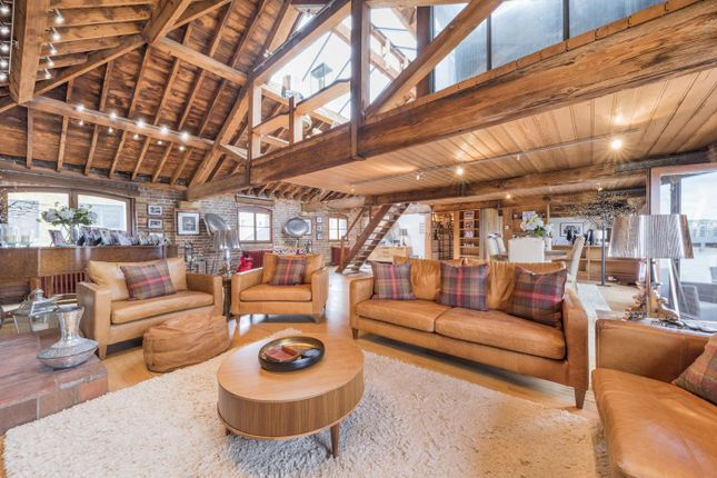 Thumbnail Flat to rent in Reeds Wharf, 33 Mill Street, London