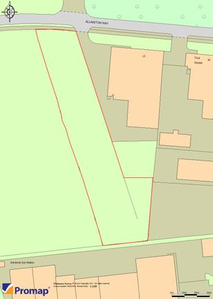 Thumbnail Land for sale in Allington Way, Darlington