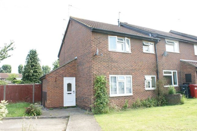 Thumbnail Property to rent in Bramber Court, Cippenham, Slough