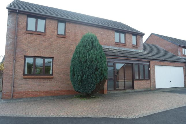 4 bed detached house to rent in Redhill Park, Haverfordwest SA61
