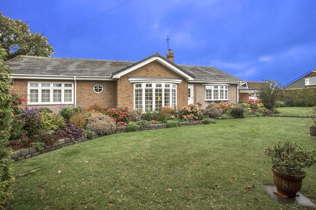 Thumbnail Bungalow for sale in North Farm, Nedderton Village, Bedlington