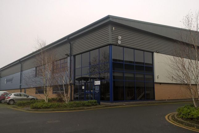 Thumbnail Industrial to let in Quantum House, Outgang Lane, Dinnington